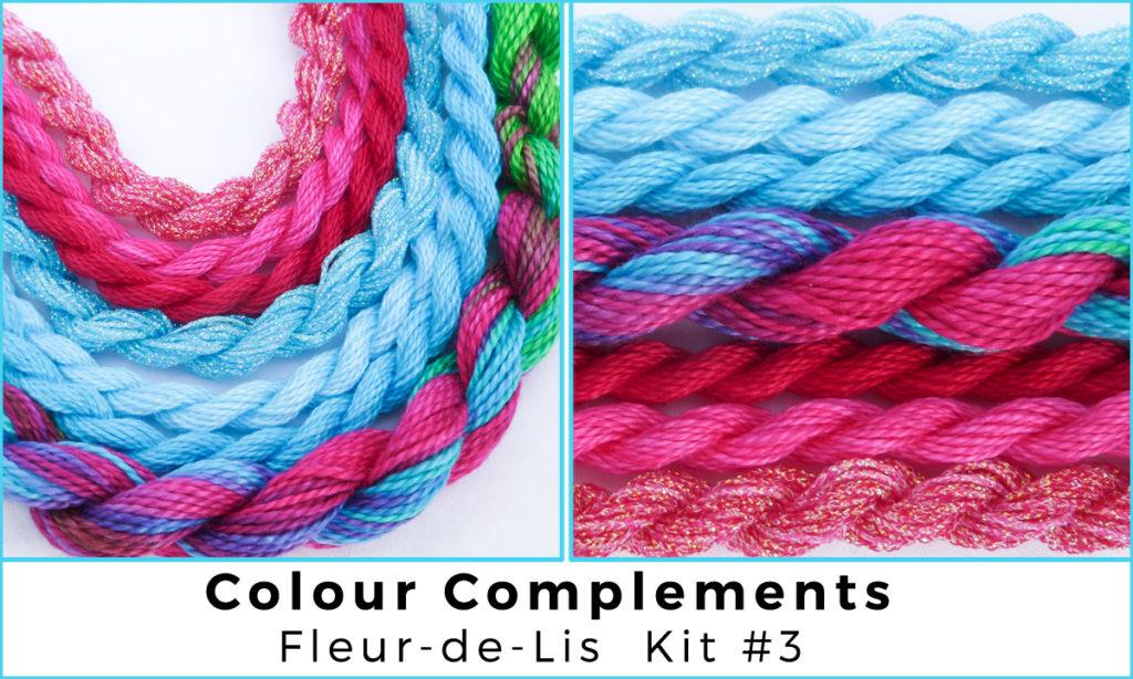 FLEUR DE LIS, Lorene Salt, Colour Complements