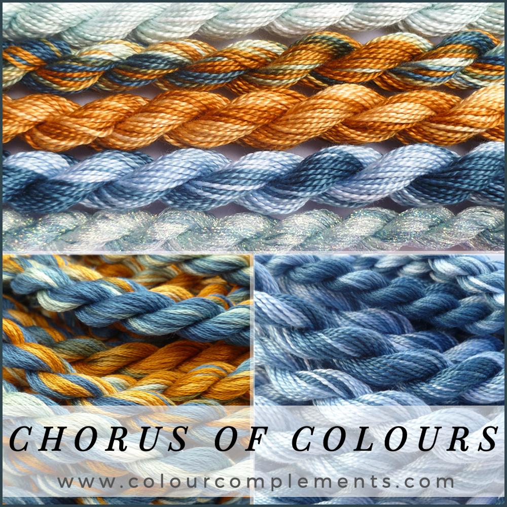 CHORUS OF COLOURS, Colour Complements