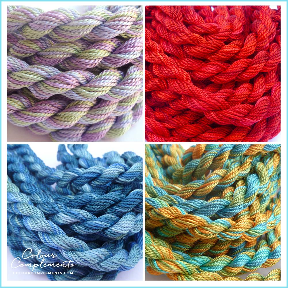 SILK PERLE, Colour Complements