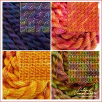 NEEDLEPOINT STITCH SAMPLES