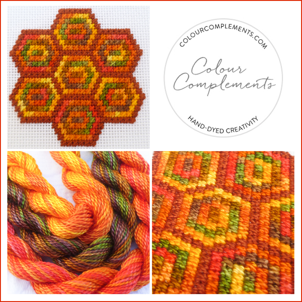 NEEDLEPOINT, Colour Complements Threads