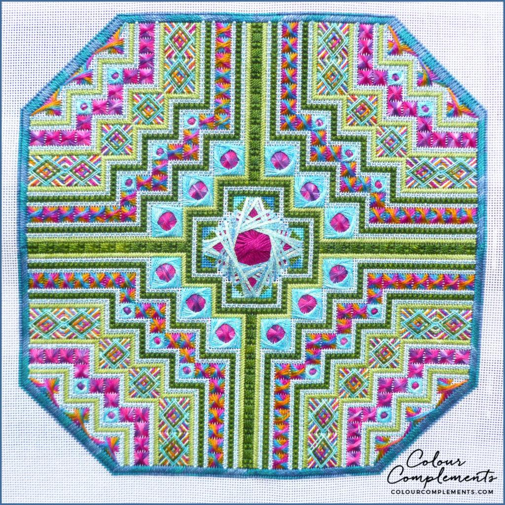 Diane Grant, Colour Complements threads