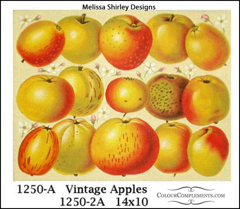 MELISSA SHIRLEY VINTAGE APPLES