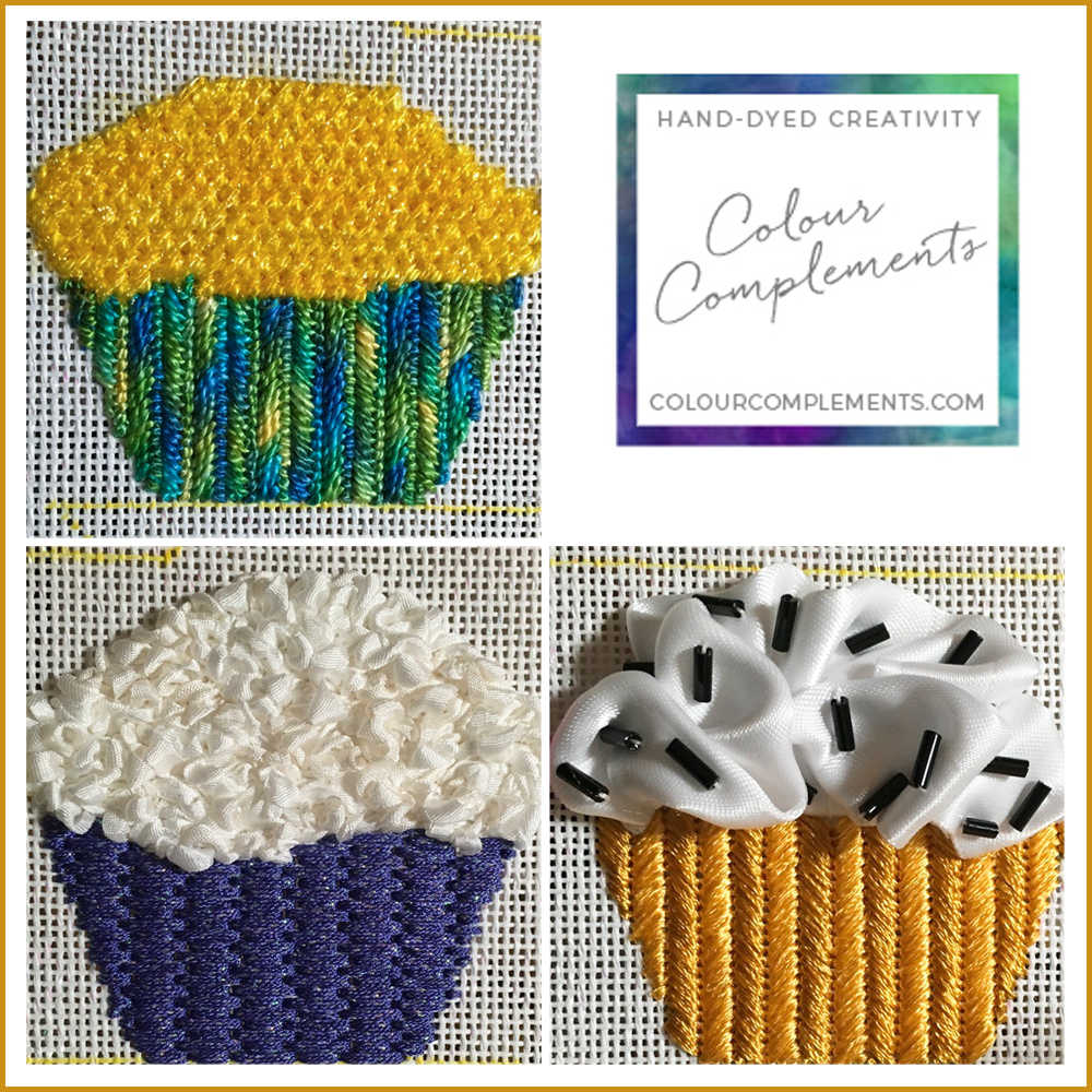 CUPCAKES, Colour Complements Threads