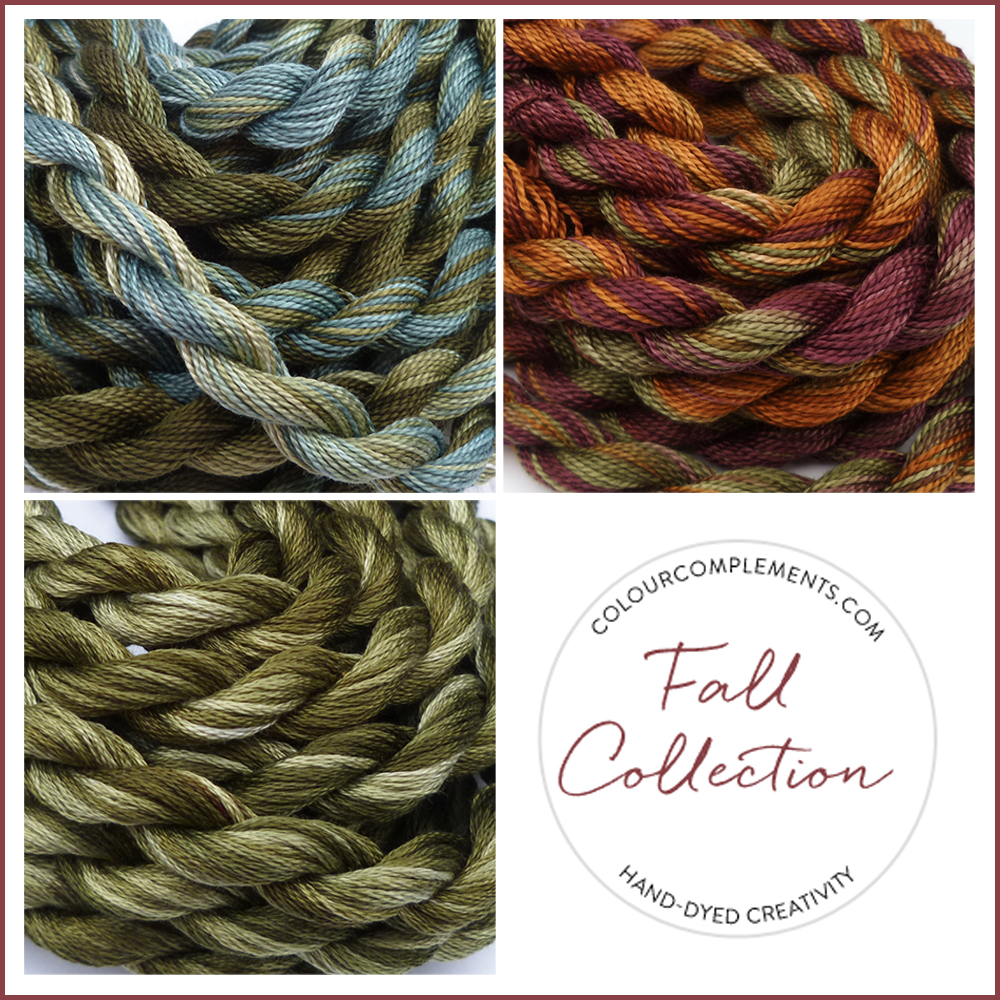 FALL COLLECTION, Colour Complements