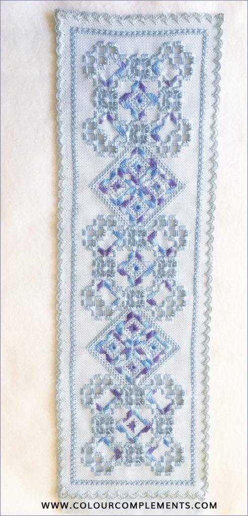 hardanger; colourcomplements threads