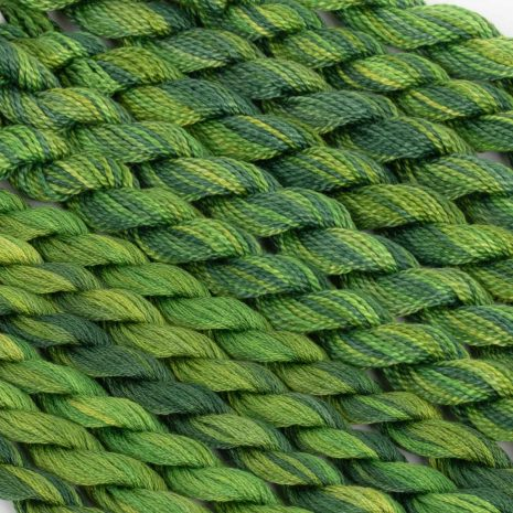 green-perle-cotton