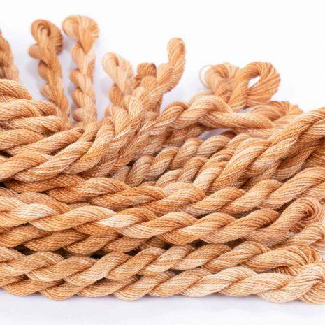 golden-brown-perle-cotton-size-12