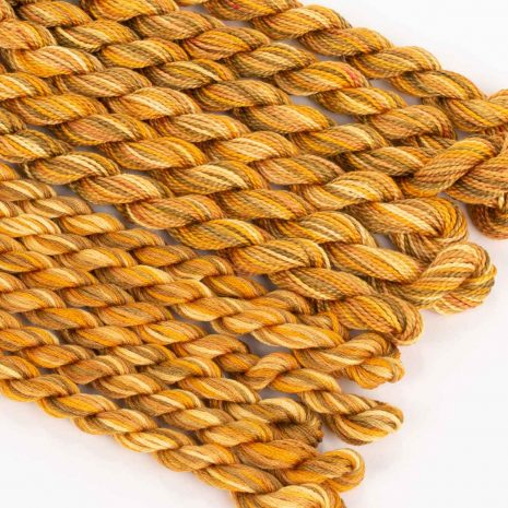 golden-yellow-perle-cotton-floss-colour-191