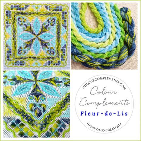 fleur-de-lis-colour-complements