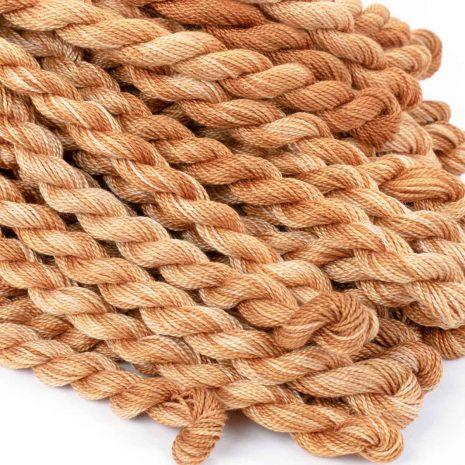 golden-brown-perle-cotton-size-5