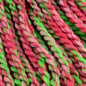 watermelon-floss-and-perle-cotton