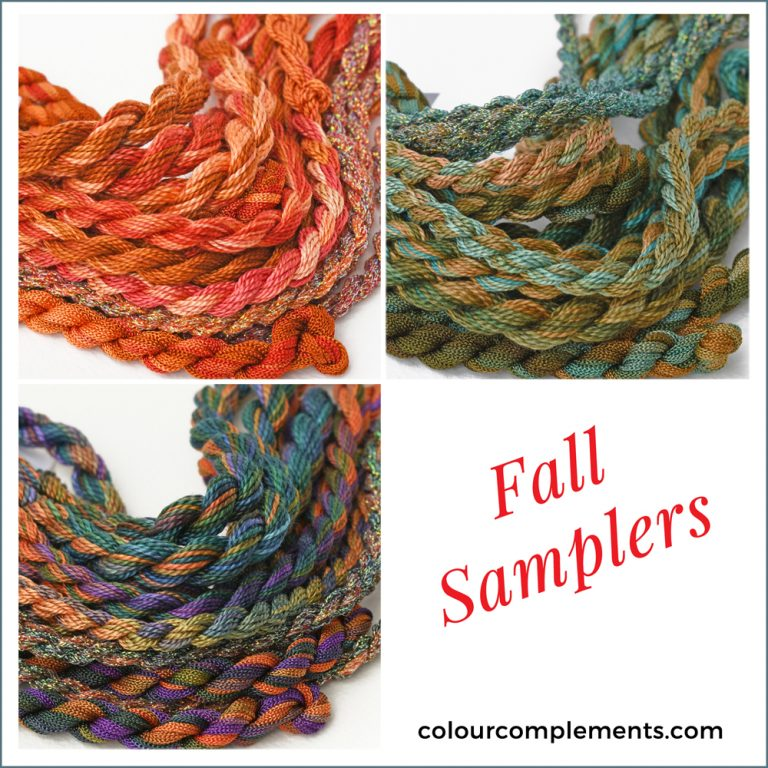 COLOUR COMPLEMENTS SAMPLERS