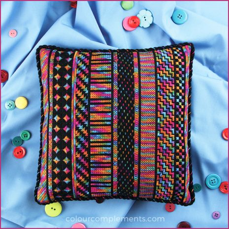 rainbow-ribbons-needlepoint-colour-complements