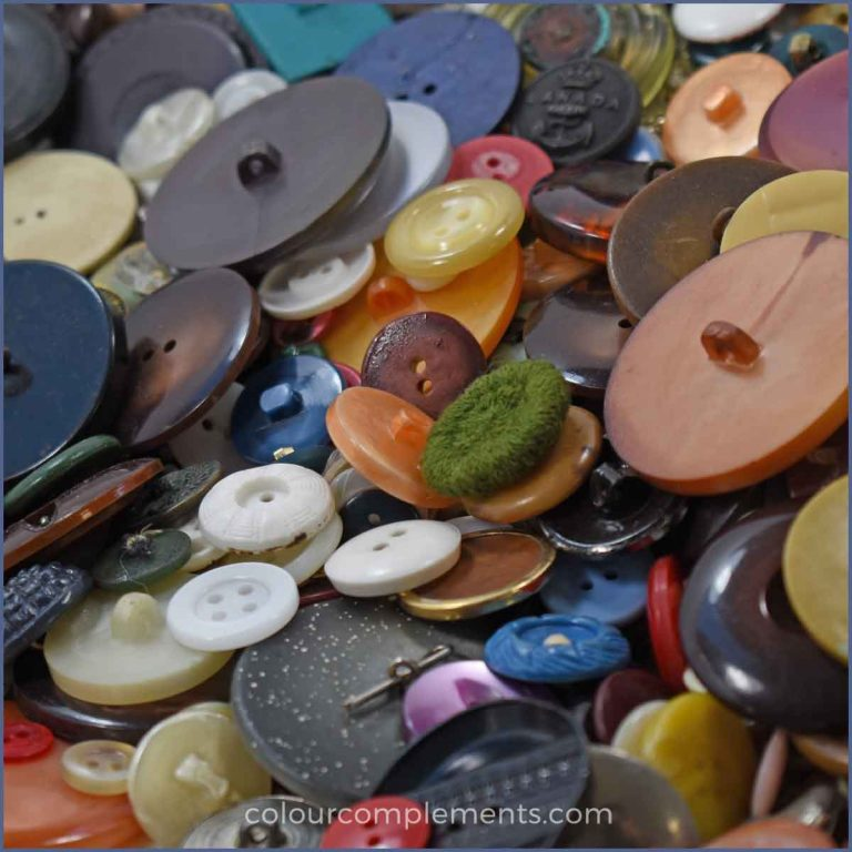Buttons – storage solutions!