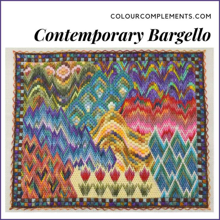 Contemporary Bargello