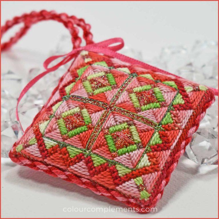 Jewel Box Ornament