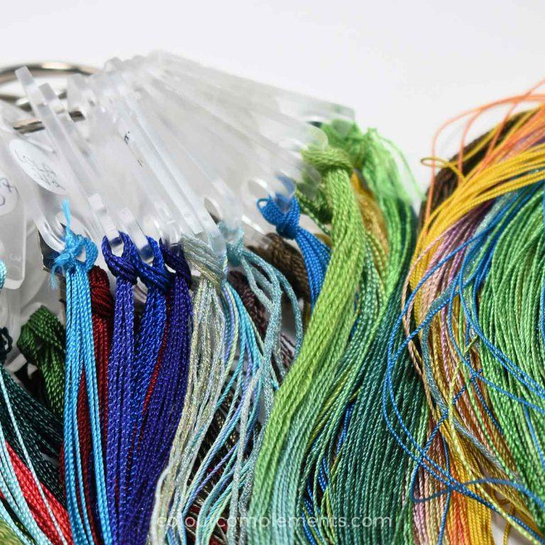 Embroidery Thread Organization