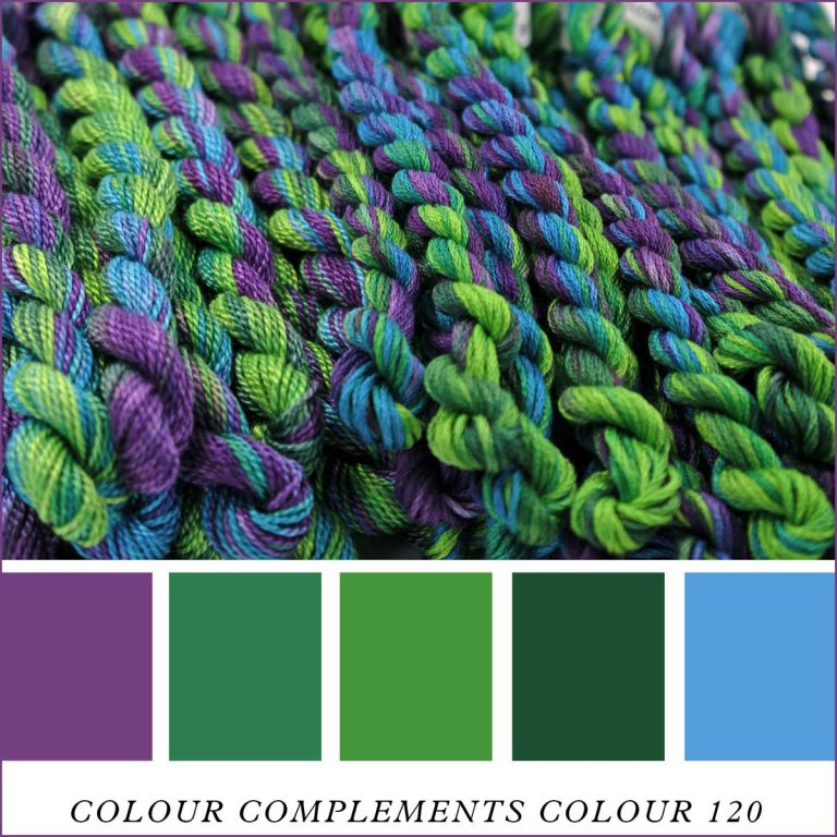Stitch Sample – Colour #120