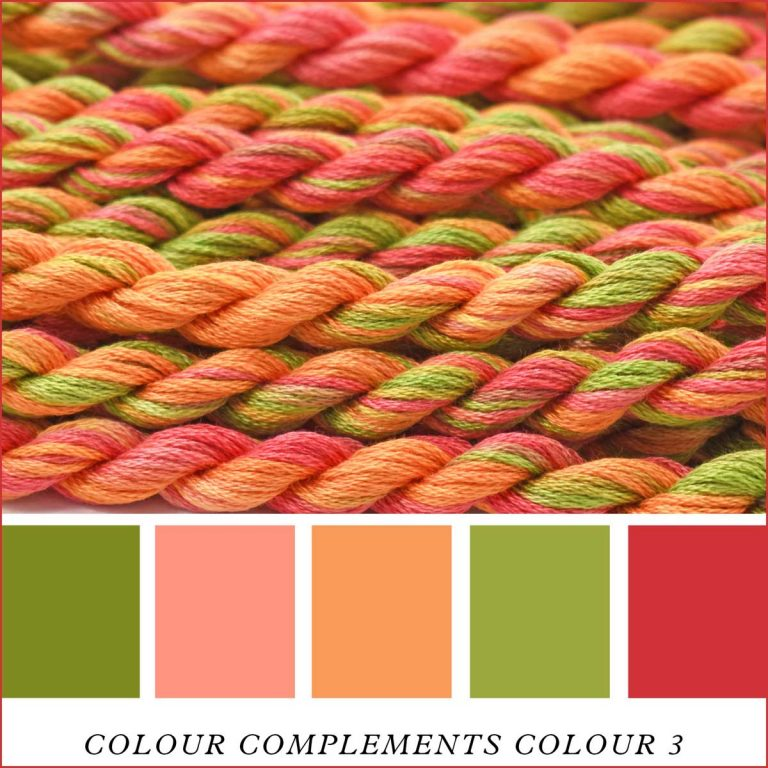 Stitch Sample – Colour #3