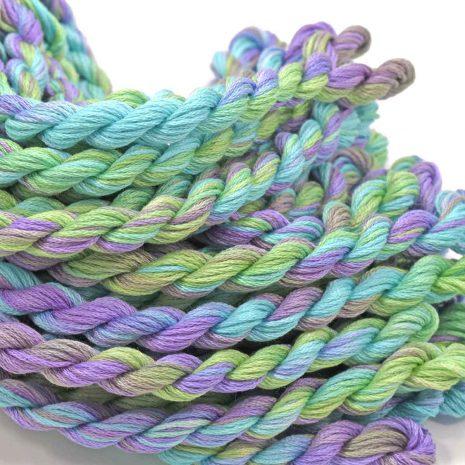 aqua-lavender-green-cotton-floss