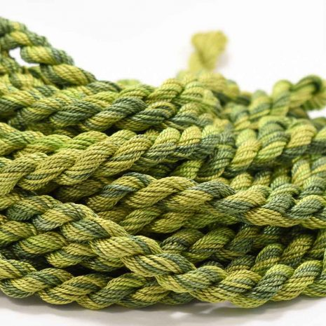 green-silk-perle
