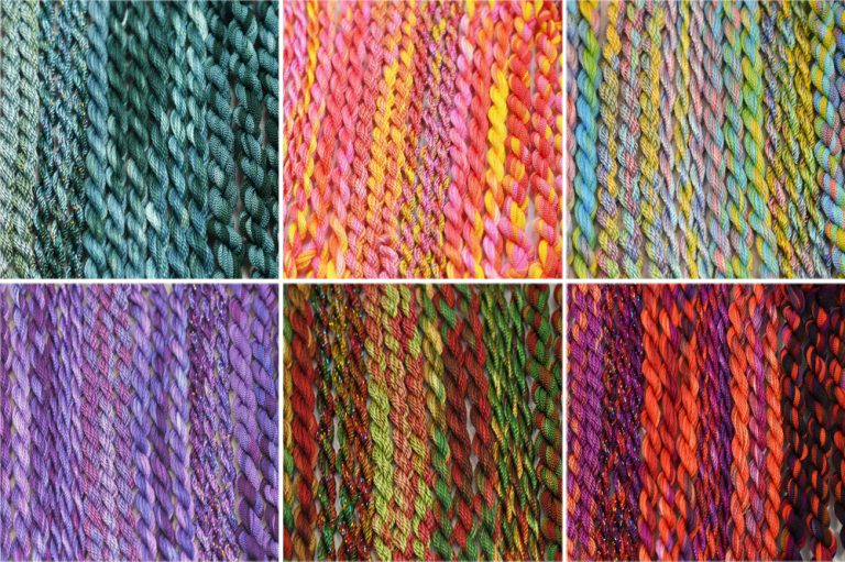 Embroidery Thread Samplers