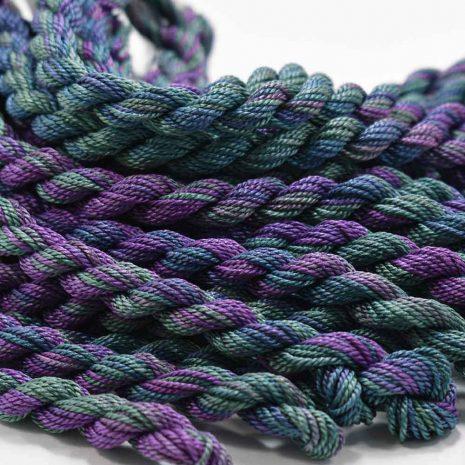 purple-teal-silk-perle