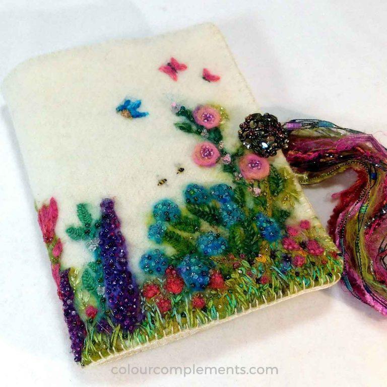 Wool Needle Case