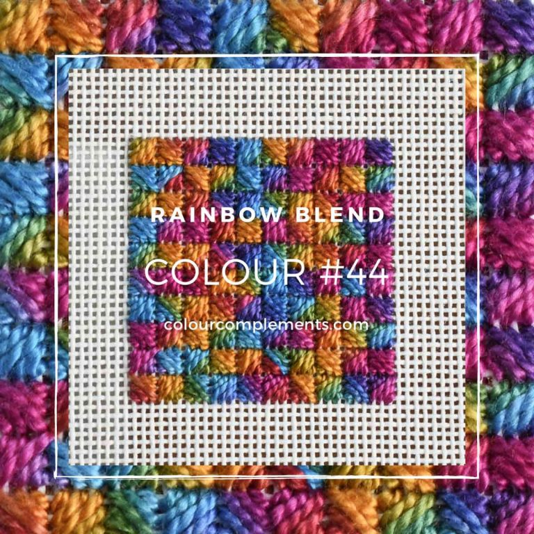 Rainbow Blend – Colour #44