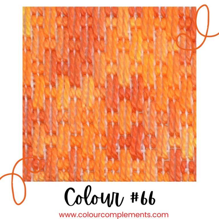Stitch Sample Colour #66