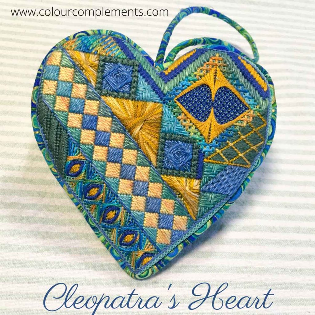 cleopatra's-heart-colour-complements