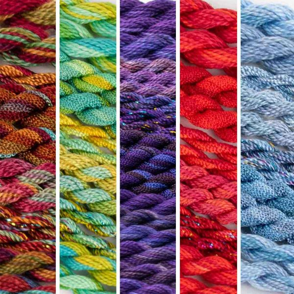 hand-dyed embroidery-samplers