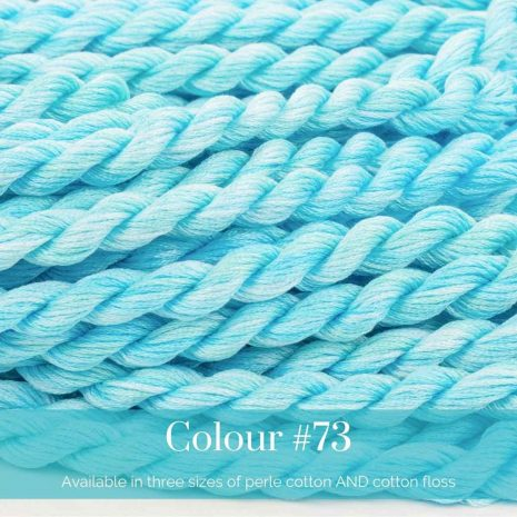 turquoise-embroidery-thread