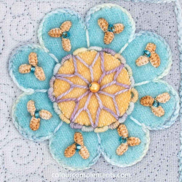 Sue Spargo's Circle Sampler
