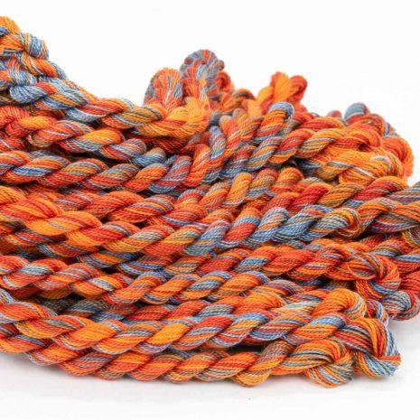 orange-blue-perle-cotton-size-8