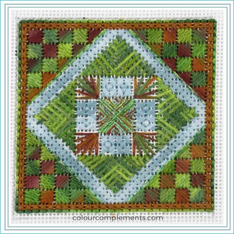 Fall Stitching