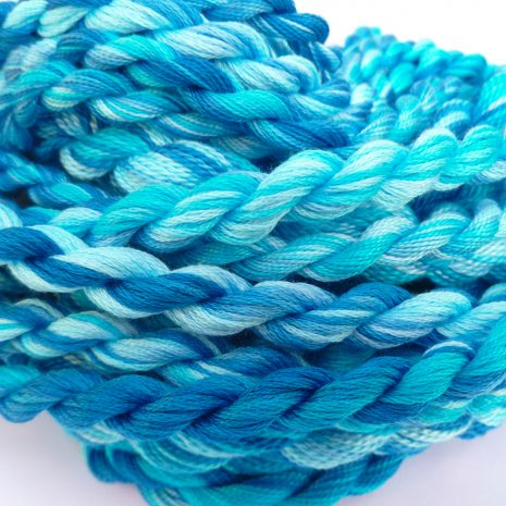 turquoise-blue-embroidery-threads-colour-complements