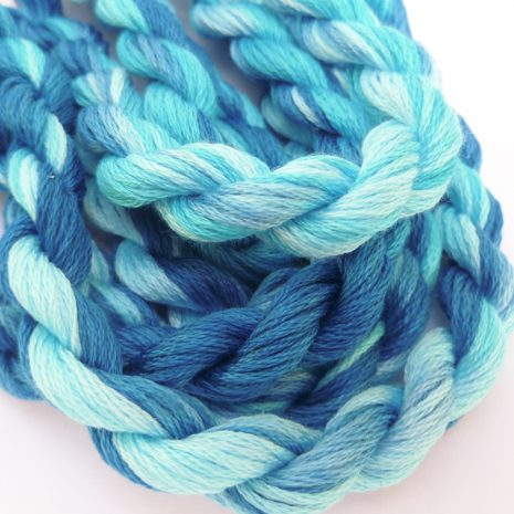 turquoise-blue-embroidery-floss-colour-complements