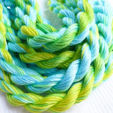 tropical-colours-cotton-floss-colour-complements
