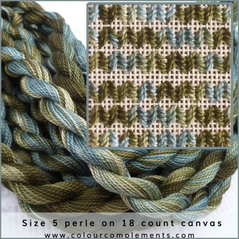 olive-green-blue-stitch-sample-colour-complements
