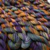 golden-brown-purple-blue-perle-cotton-colour-complements