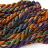 golden-brown-purple-blue-cotton-floss-colour-complements